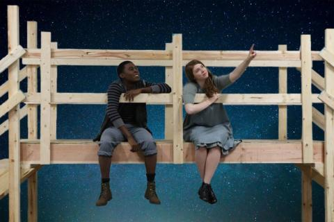 BWW Review: PETER AND THE STARCATCHER at Stagecrafters is Wonderful, Whimsy, Magical Journey on the Stage!