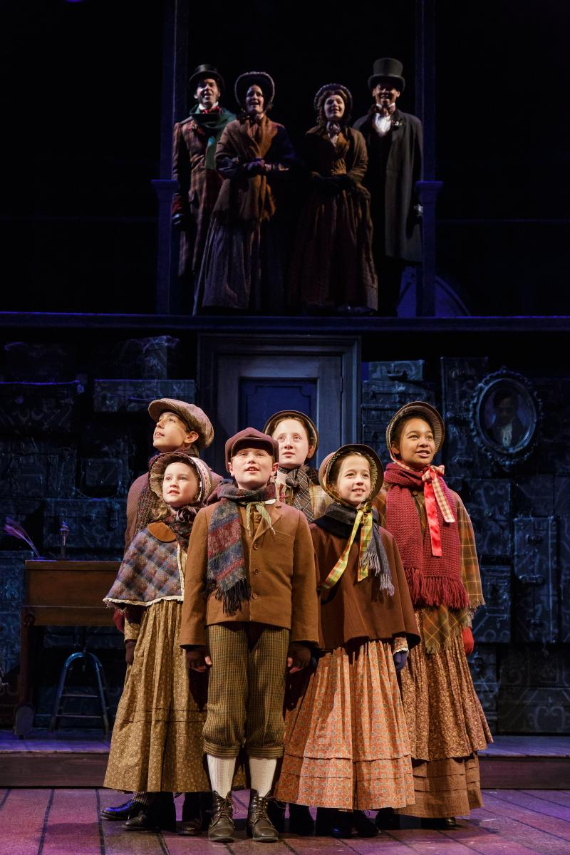 BWW Exclusive: What Makes A CHRISTMAS CAROL the Story of the Holiday ...