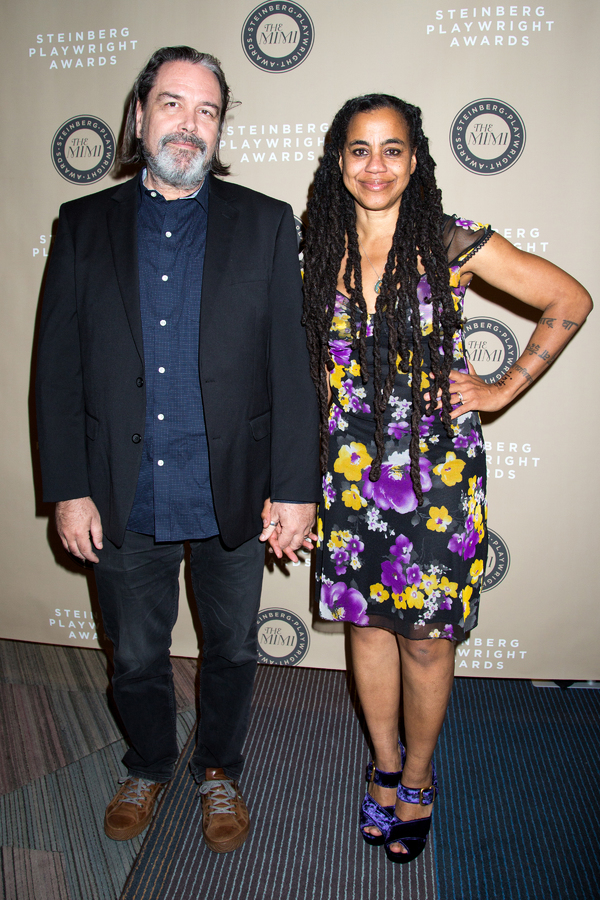 Photo Coverage: Suzan-Lori Parks Honored with 2018 Steinberg Distinguished Playwright Award