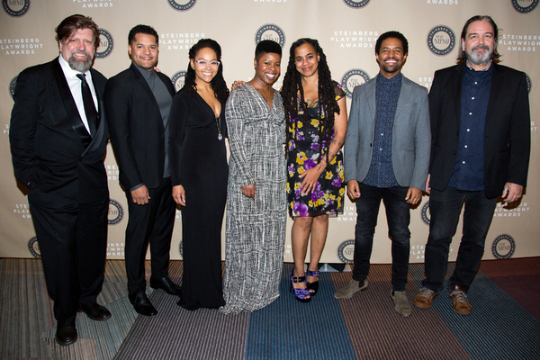Photos: Suzan-Lori Parks Honored with 2018 Steinberg Distinguished Playwright Award