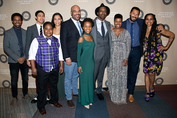 Amari Cheatom, Reynaldo Pinella, Patrena Murray, Amelia Workman, David Ryan Smith, Mirirai Sithole, Julian Rozzell, Jr., Roslyn Ruff, William DeMerritt, Suzan-Lori Parks
