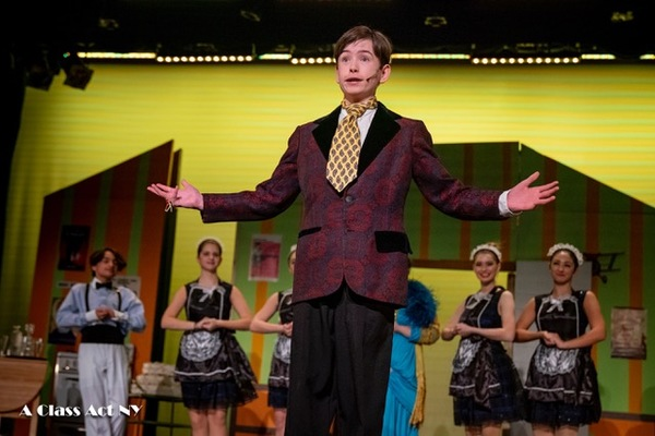Photo Flash: THE DROWSY CHAPERONE and PETER PAN JR Conclude Their Runs with A Class Act NY