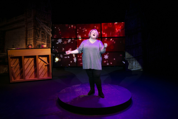 Photo Flash: First Look at EVERY CHRISTMAS STORY EVER TOLD (AND THEN SOME) At FreeFall