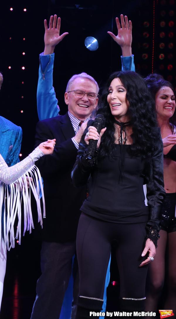 Bob Mackie and Cher  Photo