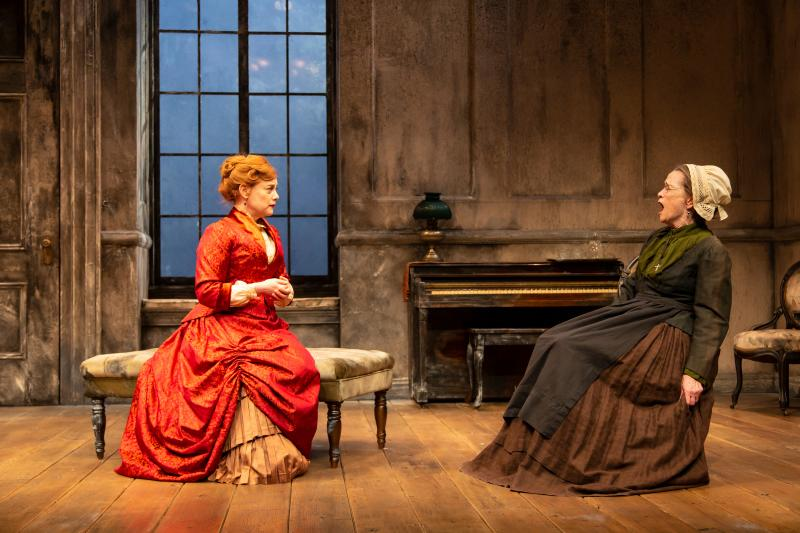 BWW Review: A DOLL'S HOUSE-PART 2 at George Street Playhouse is a Captivating Family Saga