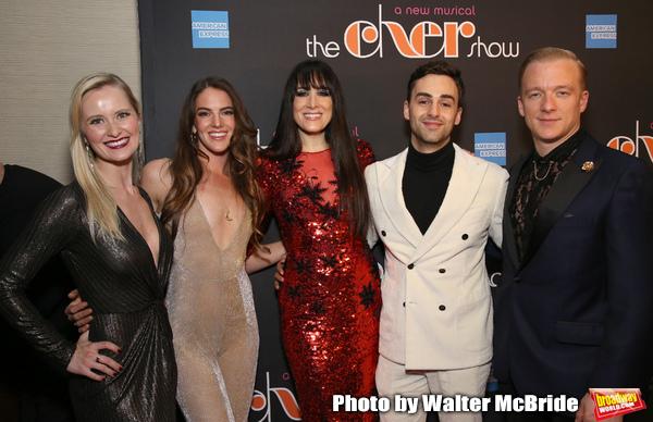 Amy Quanbeck, Tory Trowbridge, Dee Roscioli, Michael Tacconi  and Ryan Worsing  Photo