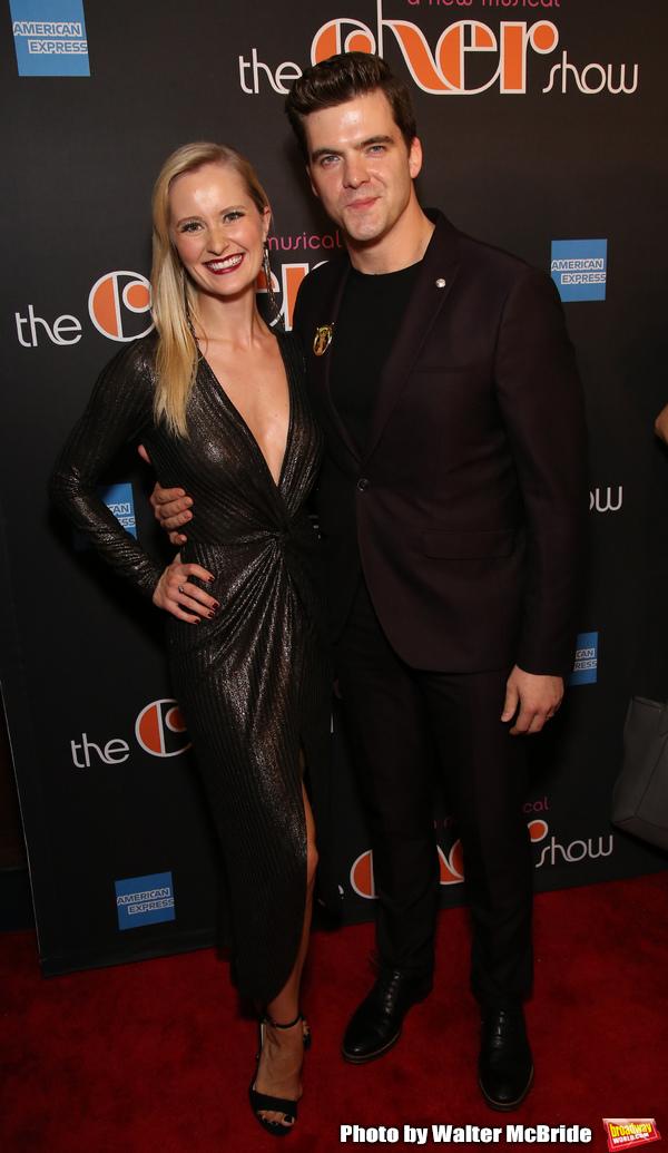 Amy Quanbeck and Michael Graceffa