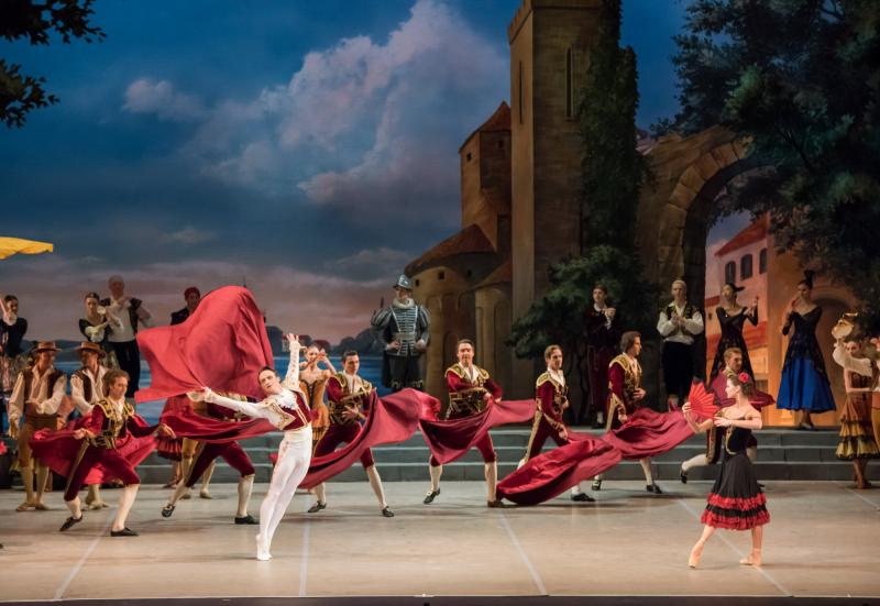 BWW Review:  A PERFUNCTORY DON QUIXOTE BY MIKHAILOVSKY BALLET at Segerstrom Center For The Art