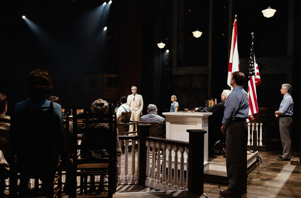 Photo Flash: First Look at Jeff Daniels & More in TO KILL A MOCKINGBIRD on Broadway!