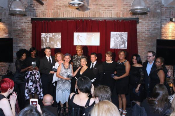 Photo Flash: Montclair Film, TEERICO By Lin Manuel Miranda, GrassROOTS Foundation And More Honored at Vanaguard Gala
