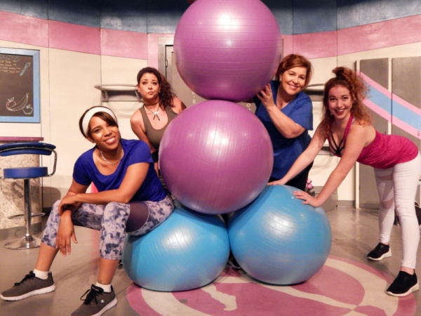Photo Flash: First Look a WAISTWATCHERS THE MUSICAL at the Miracle Theatre