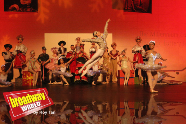 Photo Flash: First Look at Ballet Central's THE NUTCRACKER at the British Museum