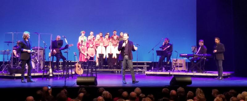 BWW Review: THE TEXAS TENORS: DEEP IN THE HEART OF CHRISTMAS BRINGS HOLIDAY JOY TO FANS  at The Straz Center For The Performing Arts