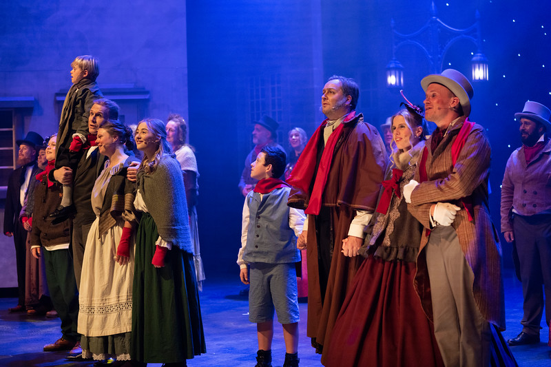 BWW Review: SCROOGE - A CHRISTMAS CAROL at Lillestrøm Kutursenter