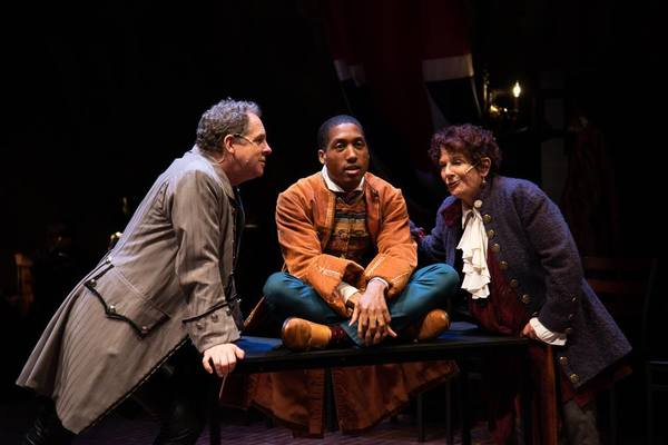 Photo Flash: Get A First Look At New Repertory Theatre's Gender-Bent Production Of 1776