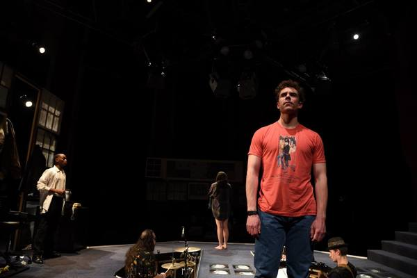 Photo Flash: Get A First Look At Brown/Trinity Rep TICK, TICK... BOOM!