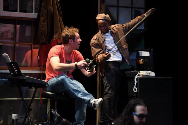 Photos: Get A First Look At Brown/Trinity Rep TICK, TICK... BOOM!