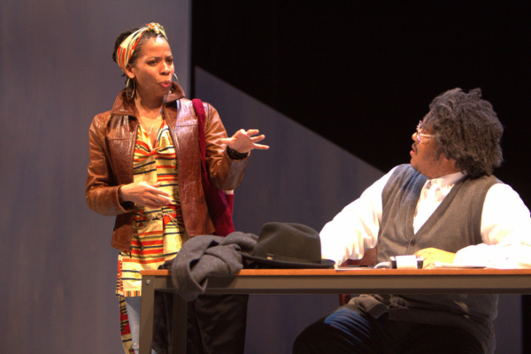 Photo Flash: A CHRISTMAS CAROL IN HARLEM From The Classical Theater Of Harlem