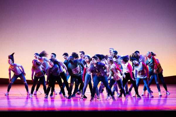 Photo Flash: Inside Look at BC/EFA's Record-Breaking RED BUCKET FOLLIES