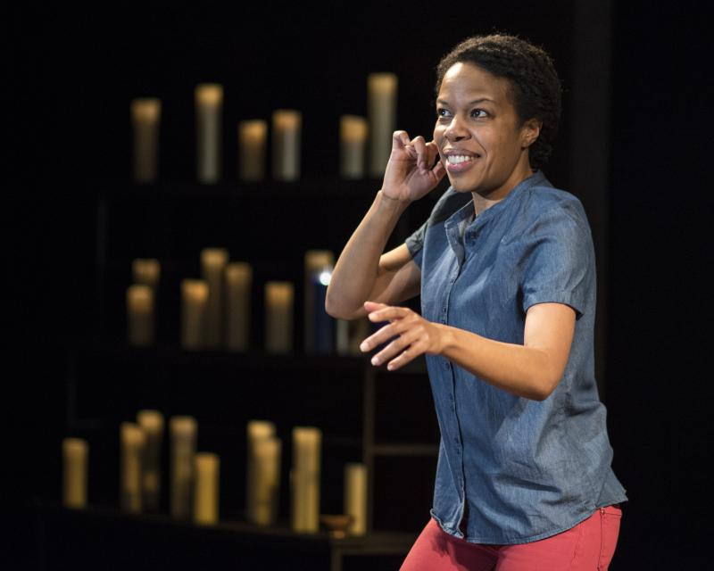 BWW Review: It takes Nilaja Sun to Build a Breathtaking Village on PIKE ST. at Berkeley Repertory Theatre