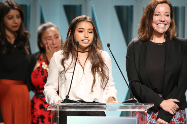 Photo Flash: The Hollywood Reporter Hosts Annual Women In Entertainment Breakfast