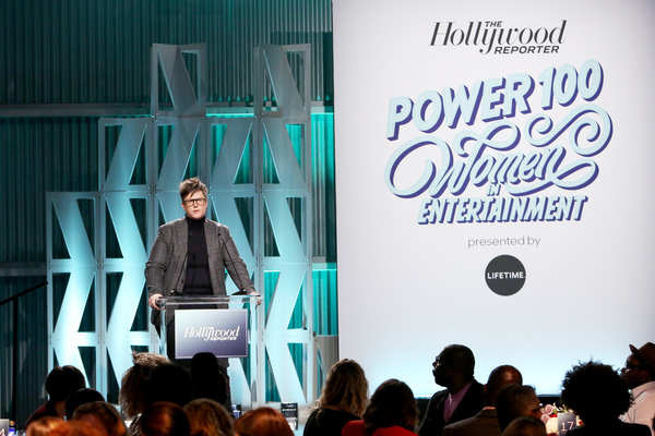 Photo Flash: The Hollywood Reporter Hosts AnnualWomen In Entertainment Breakfast