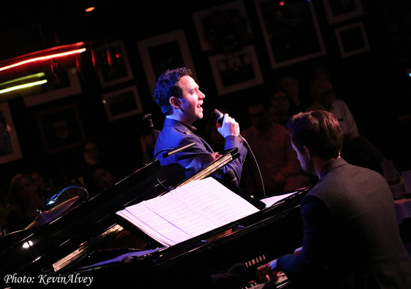 Photo Flash: TOOTSIE's Santino Fontana Comes to Broadway At Birdland
