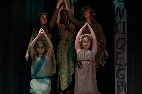 Photo Coverage: First Look at Worthington Community Theatre's THE LION, THE WITCH & THE WARDROBE