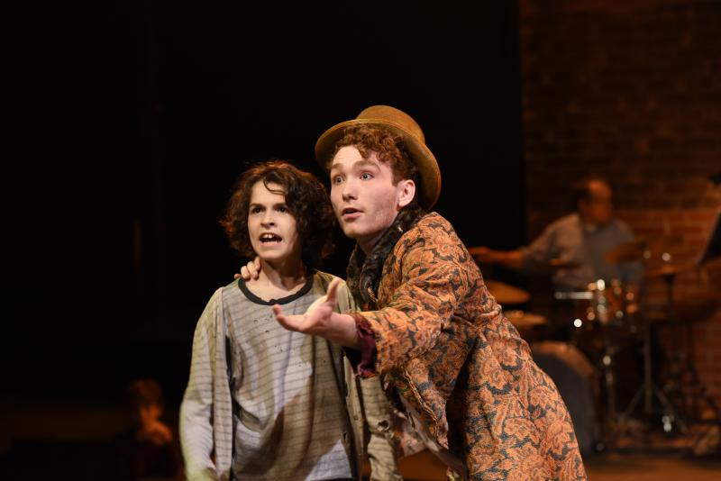 BWW Review: OLIVER! at QUINTESSENCE THEATRE GROUP Will Have You Saying 'Please Sir, I Want Some More'