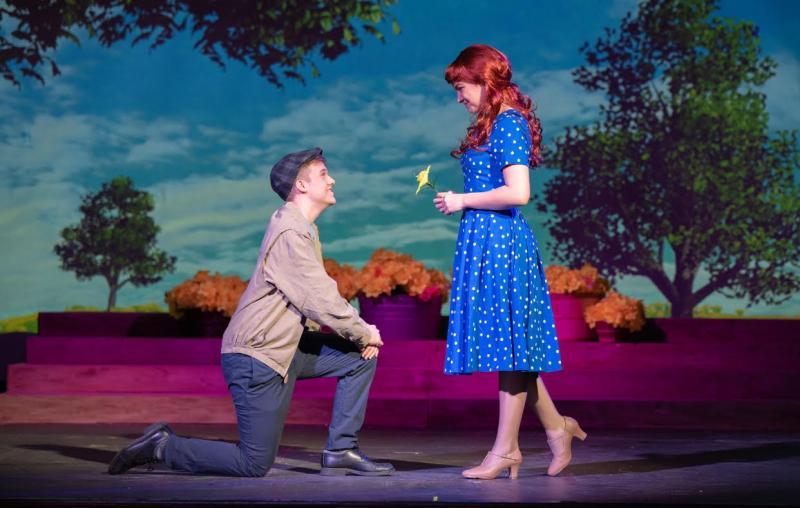 High School Drama: Lipscomb Academy's ADDISON McFARLIN and KELLER MONTGOMERY