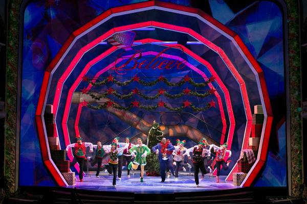 Photo Flash: The Ogunquit Playhouse Production Of ELF THE MUSICAL