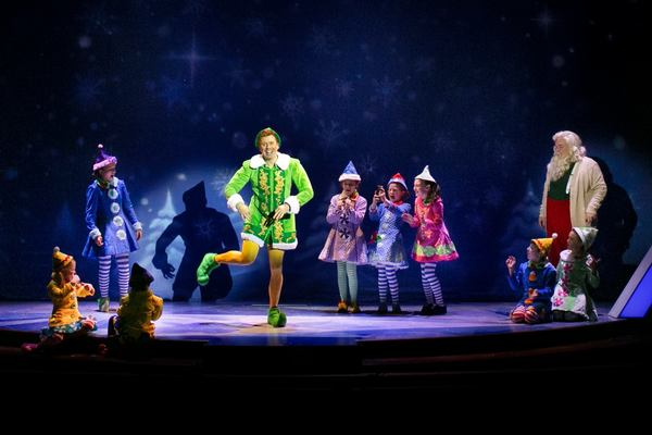 Review Roundup: The Ogunquit Playhouse Production Of ELF THE MUSICAL