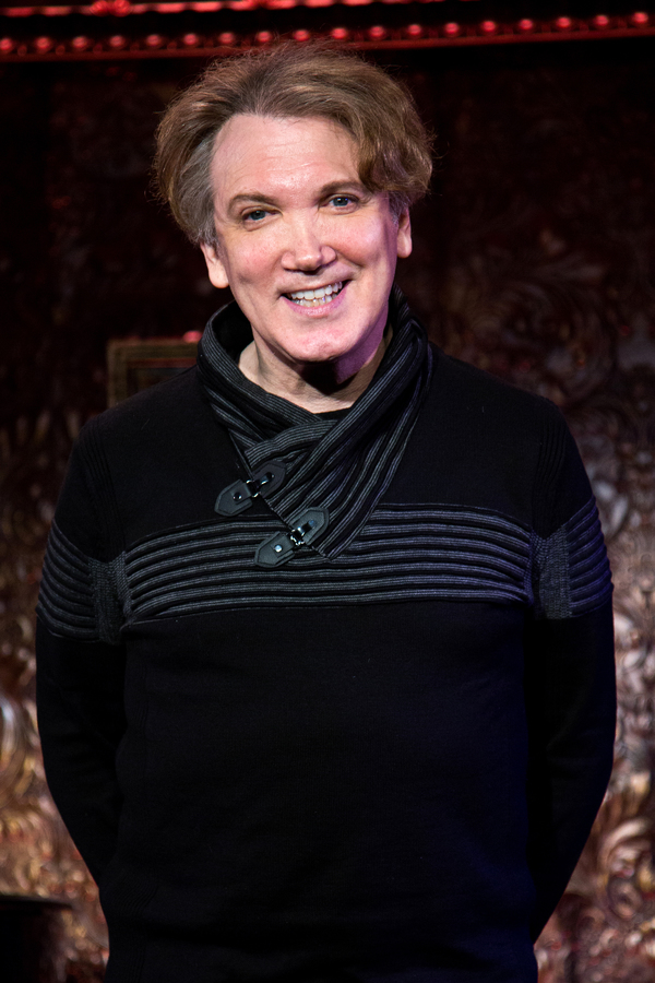 Photo Coverage: Charles Busch, Norm Lewis & Andrea McArdle Are Getting Ready for the Holidays at Feinstein's/54 Below!
