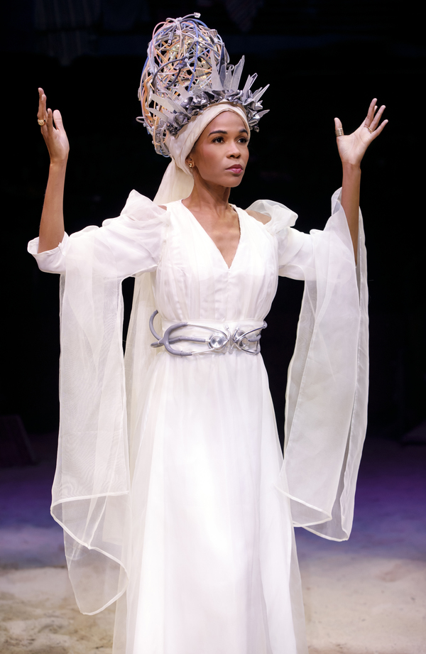 Photo Flash: First Look at Michelle Williams In ONCE ON THIS ISLAND On Broadway