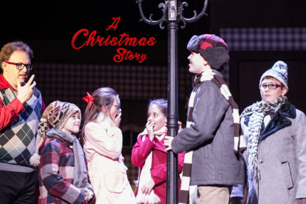 Photo Flash: First Look At The Sauk's A CHRISTMAS STORY