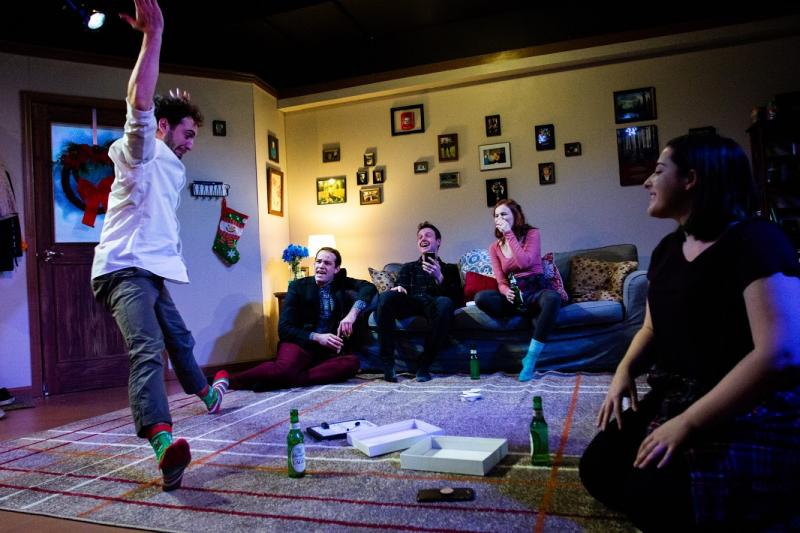 BWW Review: Time Stands Still at 36 JUNIPER, Presented by Wrong House Productions