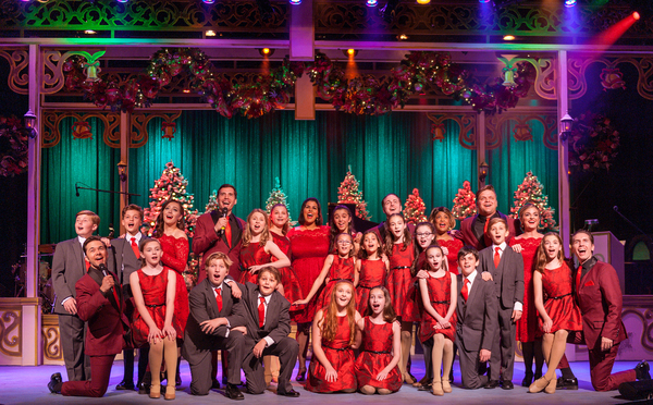 Photo Flash: First Look at LET IT SNOW at Rivertown Theaters