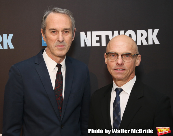 Ivo Van Hove and Jan Versweyveld