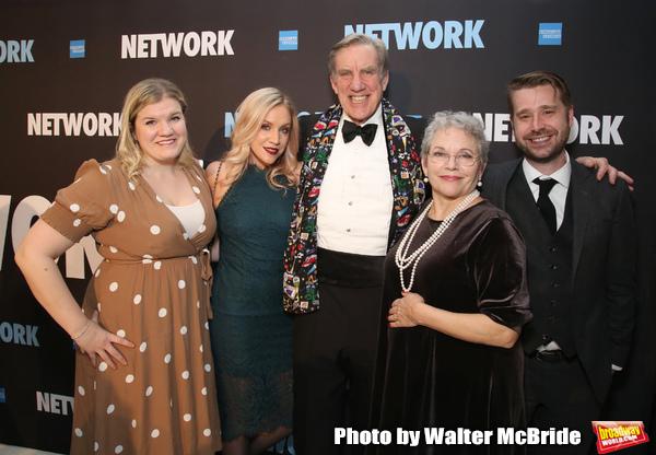 Nick Wyman and family