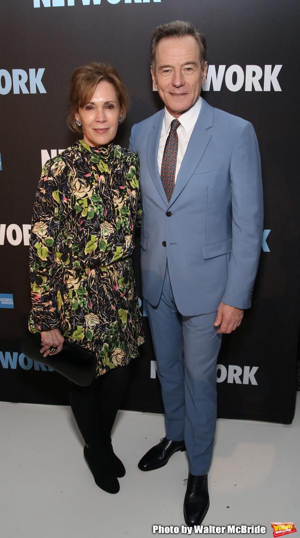 Photo Coverage: Bryan Cranston, Tony Goldwyn, Tatiana Maslany & More Celebrate Opening Night of NETWORK!