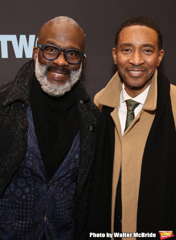 Bebe Winans and Charles Randolph-Wright