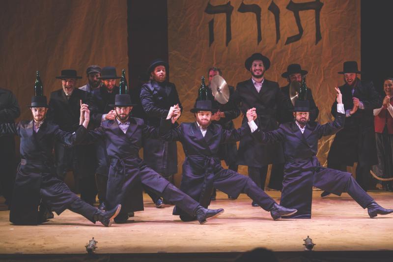 Yiddish FIDDER ON THE ROOF's Michael Einav Will Take Over Instagram Tomorrow!
