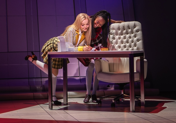 Photo Flash: Like, Totally Check Out a First Look at Dove Cameron and More in CLUELESS, THE MUSICAL!