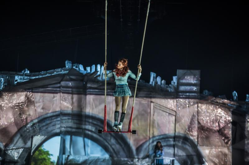 BWW Review: CIRQUE DU SOLEIL'S CRYSTAL at Capital One Arena