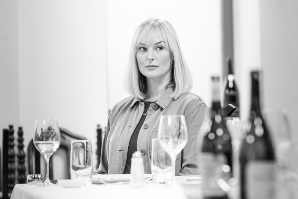 Photo Flash: Jamie Lloyd Company In Rehearsal for PINTER AT THE PINTER