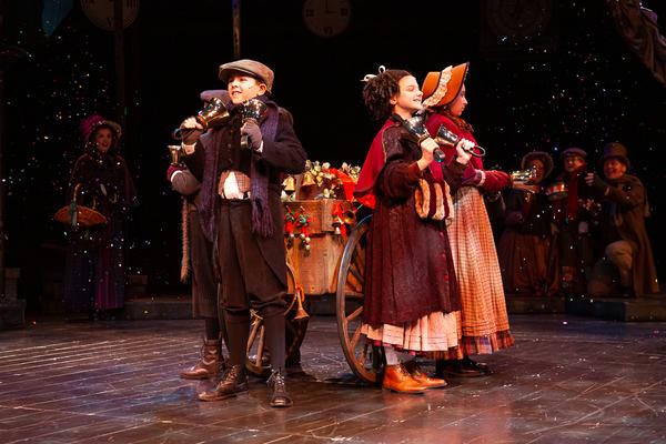 Photo Flash: North Shore Music Theatre Presents A CHRISTMAS CAROL
