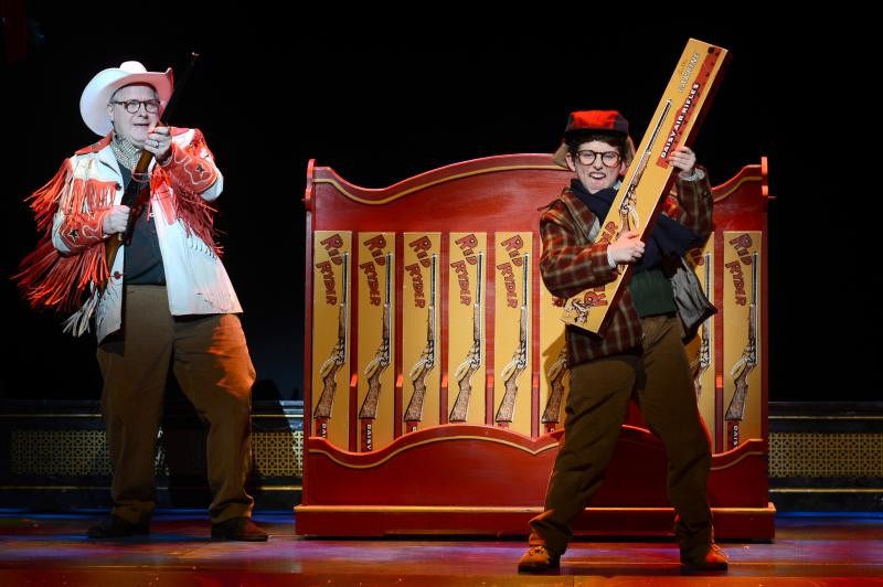 BWW Review: A Catchphrase Becomes a Musical Mantra in A CHRISTMAS STORY