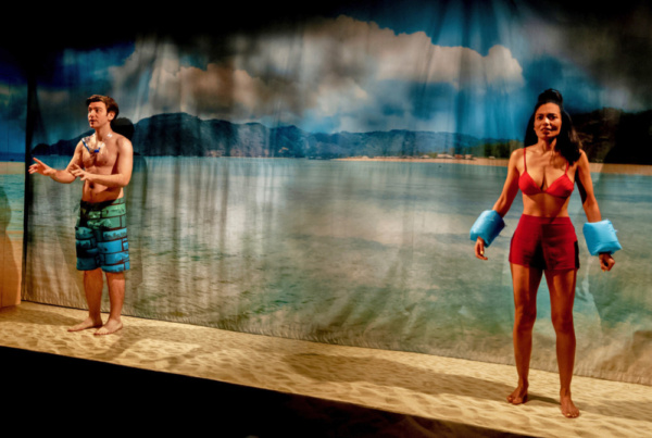 Federico Rodriguez & Toni Ann DeNoble in SELKIE Photo