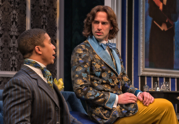 Photo Flash: THE IMPORTANCE OF BEING EARNEST At Everyman Theatre