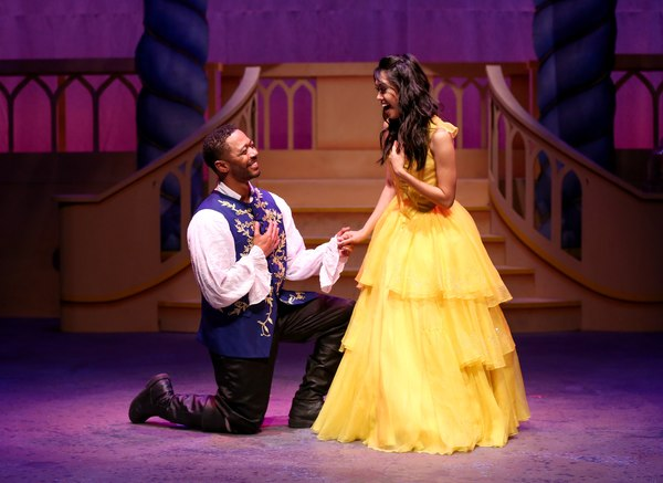 Photo Flash: Laguna Playhouse Presents Lythgoe Family Panto BEAUTY AND THE BEAST: A CHRISTMAS ROSE.